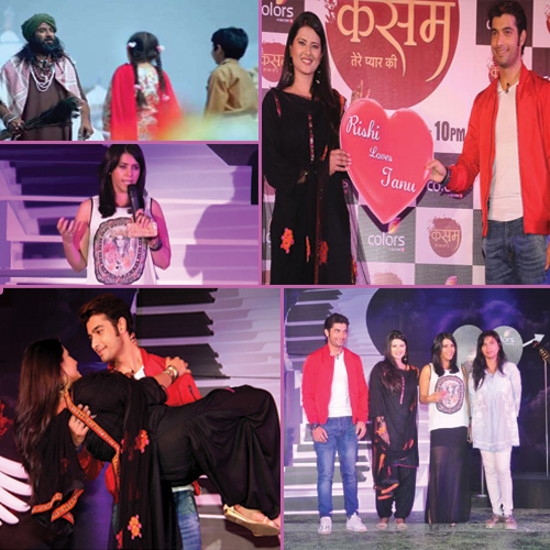 Color's Kasam Tere Pyaar Ki: What to expect, colors kasam tere pyaar ki,  colors kasam to air today,  kasam launch,  kasam new show on colors,  new love story kasam on colors,  kasam tere pyaar ki story and plot,  entertainment,  tv gossip,  ifairer