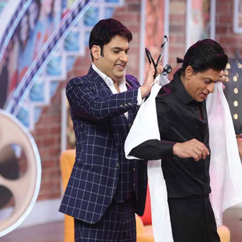 Confirmed! SRK is first guest on Kapil's Show, king khan bagged as the first guest on the kapil sharma show,  srk will be the first guest to appear on the kapil sharma show,  shah rukh khan in the kapil sharma show,  srk confirmed as the first guest on the kapil sharma show,  entertainment,  tv gossip,  ifairer