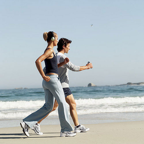 how to lose weight through walking