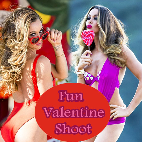 This V-Day Courtney Strips for Fun , courtney strips off for fun valentines day,  hollywood news,  hollywood gossips,  latest news,  courtney bingham sixx,  ifairer