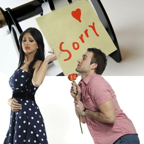 Cute Ways To Say Sorry, cute ways to say sorry,  relationships,  family,  friends,  love & romance,  dating tips,  latest news,  how to say sorry,   ifairer