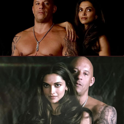 Deepika and Diesel's hot photoshoot, bollywood actresses deepika padukone,  deepika padukones hot photoshoot with vin diesel,  deepika padukone first look of  xxx the return of xander cage,  fashion trends of 2016,  ifairer