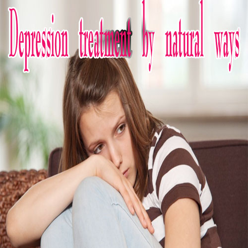 Depression treatment by natural ways, depression treatment by natural ways,  health ,  depression,  health tips