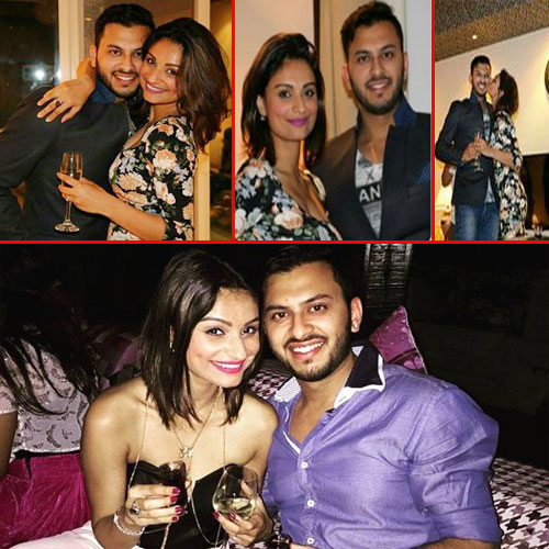 Dimpy Ganguly dating Rohit Roy, dimpy ganguly dating rohit roy,  dimpy ganguly,  rohit roy,  tv gossips,  tv celebs news,  dimpy ganguly love affair,  ifairer