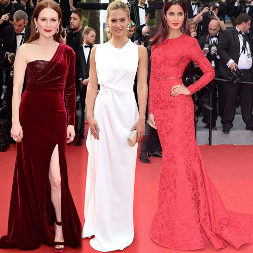 Divas at Cannes Film Festival 2015
