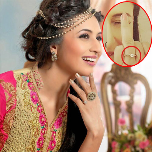 Divyanka Tripathi Engaged!, divyanka tripathi engaged,  divyanka got engaged,  divyanka tripathi,  tv gossips,  tv serial latest updates,  tv celebs news,  ifairer