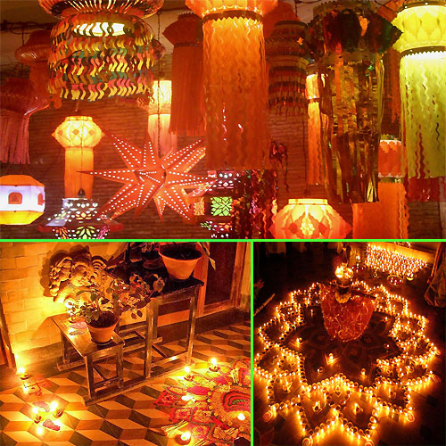 Diwali Decoration Ideas To Create Design Slide 1