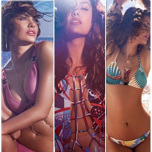Seductive Esha on ELLE India Pages