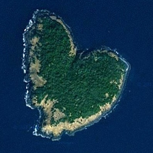Explore 5 Heart-Shaped Islands With Your Valentine, valentine day,  hug day,  hug day special,  valentine week,  valentine week 2020,  islands,  valentines islands,  travel,  destinations,  heart shaped islands,  romantic islands,  valentines day,  ifairer