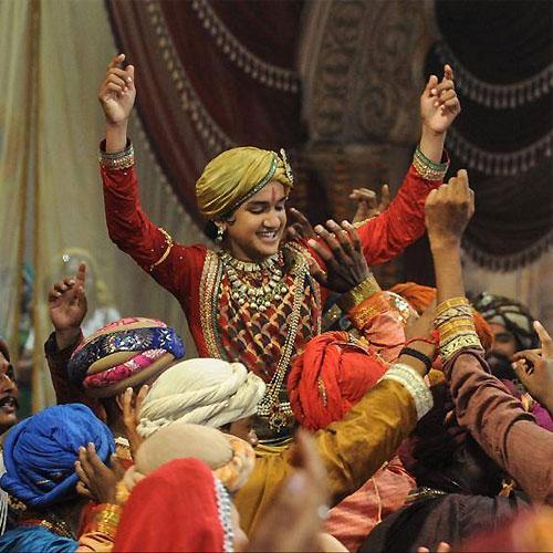 Faisal Khan excited, but nervous: Bharat Ka Veer Putra ...