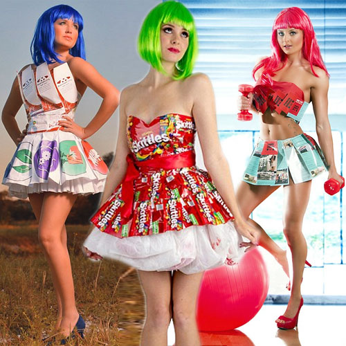 Fashion to turn garbage into stylish outfits , fashion to turn garbage into stylish outfits,  fashion,  fashion tips,  fashion accessories,  fashion trends,  fashion trends 2015,  latest news,  ifairer,  kristen alyce