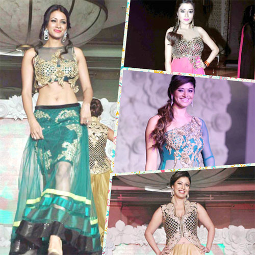 Divas on ramp at Beti charity show , fashionable divas on ramp at beti charity show,  fashion trends 2015,  fashion trends,  fashion tips,  fashion,  how to look like divas,  iafirer