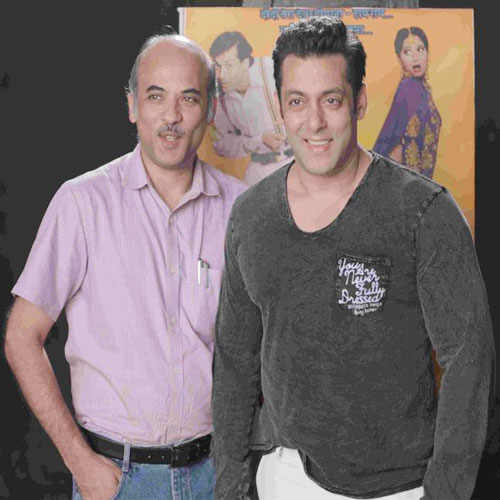 Fight between Salman Khan and Sooraj Barjatya , fight between salman khan and sooraj barjatya,  salman khan and sooraj barjatya are fighting,  salman khan,  sooraj barjatya,  bollywood news,  bollywood gossip,  latest bollywood updates,  ifairer