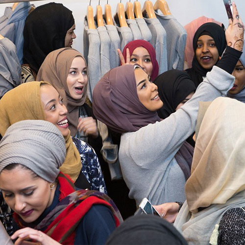 First Islamic clothes boutique opens in London, fashion,  fashion tips,  fashion accessories,  fashion trends,  fashion trends 2015,  first islamic clothes boutique opens in london,  latest new,  ifairer