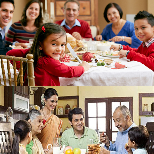 Food time : Time to strengthen your family bond, food time: time to strengthen your family bond,  benefits of eating together,  why to eat with family members,  food brings family together,  why eating with family is fun,  eating with family is a good habit,  develop habit of eating in group,  ifairer
