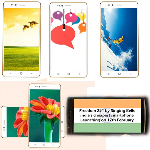 Freedom-251is cheapest smartphone, freedom 251: 7 things to know about worlds cheapest smartphone,  7 things you need to know about freedom 251the worlds cheapest smartphone,  things we know about world's cheapest smartphone,  freedom 251,  gadgets,  technology,  ifairer