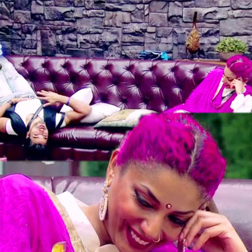 Gautam and Diandra's Love Blossoms, gautam and diandra love blossoms,  bigg boss 8 sneak peek gautam-diandra love blossoms,  puneet next captain,  bigg boss 8 upcoming episode news,  gautam gulati,  diandra soares,  tv gossip,  tv buzz,  tv shows latest updates,  ifairer