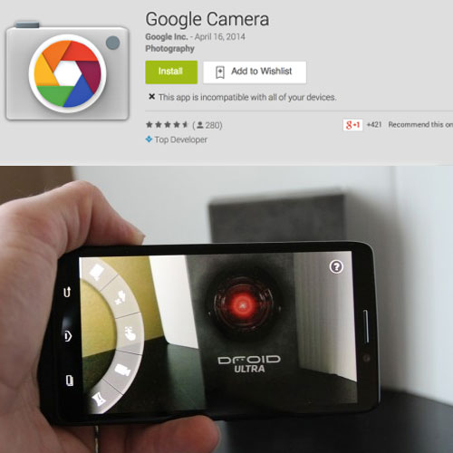 Google launches Google Camera app for Android phones, google launches google camera app for android phones,  google camera,  latest news of google,  google launch its camera