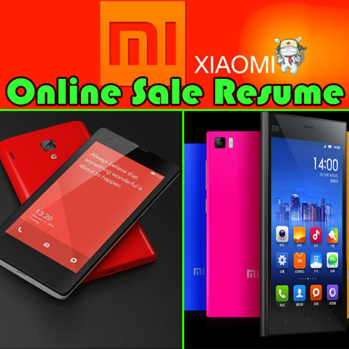 Green Flag on sell of Xiaomi phones, green flag on sell of xiaomi phones,  technology,  automobiles,  gadgets,  latets news,  ifairer,  xiaomi,  redmi 1s,  redmi note 4g