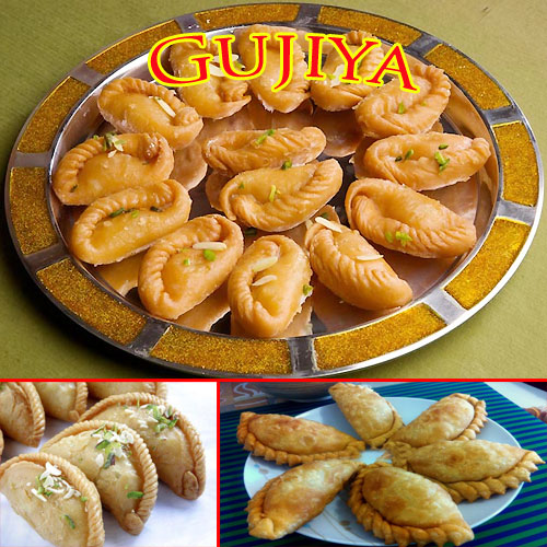Gujiya (Karanji) Recipe , gujiya (karanji) recipe,  sooji gujiya | gujiya (karanji) recipe,  recipe for gujiya,  gujiya recipe,  how to make gujiya,  how to prepare gujiya,  tea time recipes,  ifairer