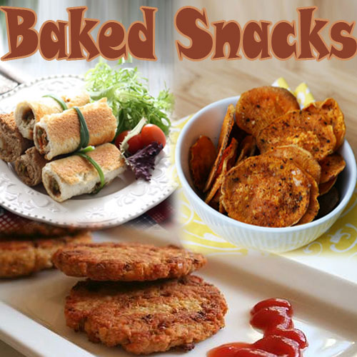 Healthy baked Snacks , healthy baked snacks,  recipes,  desserts,  drinks,  main course,  tea time recipes,  ifairer,  latest news,  baked recipe