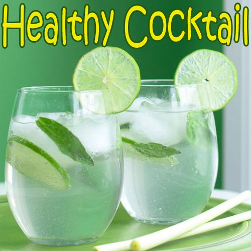 Healthy Basil Lime Cocktail, healthy basil lime cocktail,  recipes,  desserts,  drinks,  main course,  tea time recipes,  basil lime cocktail