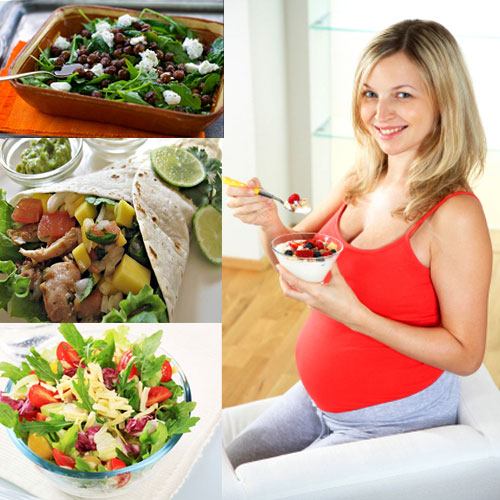 Healthy Meals For Pregnant Women 2