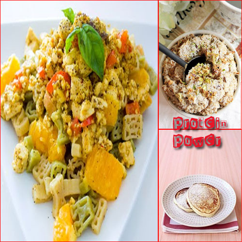 HIGH protein BREAKFAST recipes.., high-protein recipes,  high-protein,  recipes,  complete nutritional ,  each serving,  serving,  much protein,  protein,  high protein breakfast recipes,  breakfast recipes,  breakfast,  orange ricotta pancakes,  orange ricotta pancakes recipe,  recipe pancakes,  breakfast quinoa,  breakfast quinoa recipe,  recipe breakfast quinoa,  tofu scramble,  tofu scramble recipe,  tofu,  scramble,  barley