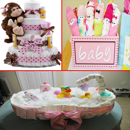 Baby Gift Ideas To Make At Home : Homemade ideas for baby shower gifts slide ifairer