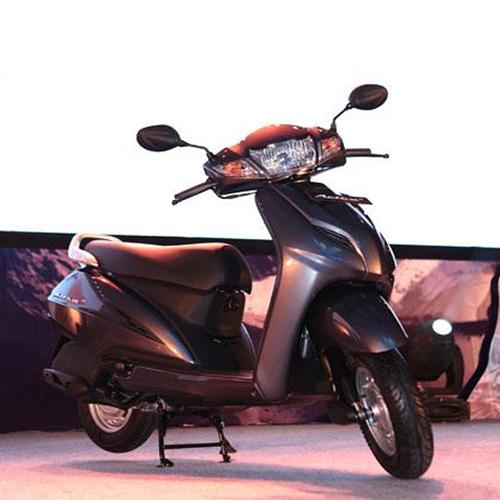 Honda Launches Activa 3G, honda,  honda activa,  honda activa 3g,  price of honda activa 3g,  launch of honda activa 3g,  honda motors,  ifairer