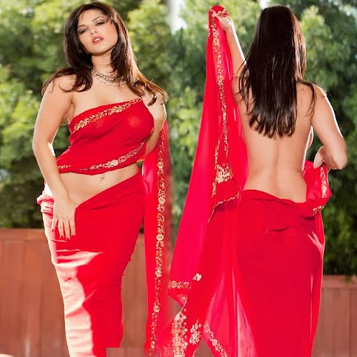 Sex with saree blouse agree
