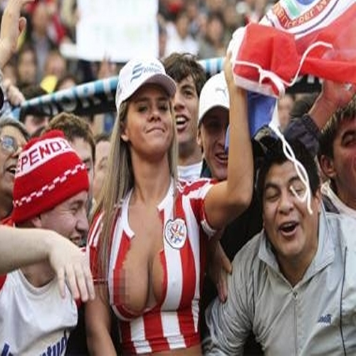 Hottest Football Fans Naked 61