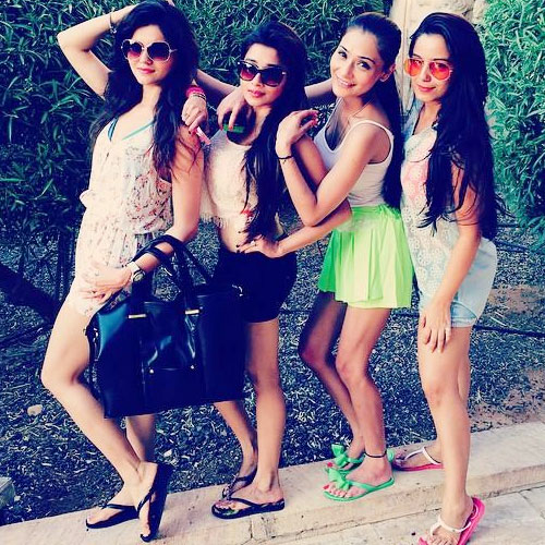 Hottest Telly Calendar Celebs of 2015