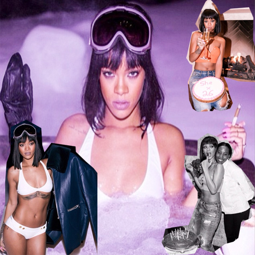 HOW Rihanna CELEBRATED her 26th birthday.., aspen,  rihanna,  rihanna bday,  rihanna birthday,  birthday party,  how rihanna celebrated her 26th birthday,  rihanna party,  rihanna hot birthday,  rihanna celebrates her 26th birthday,  hollywood news,  hollywood gossips,  hollywood masala
