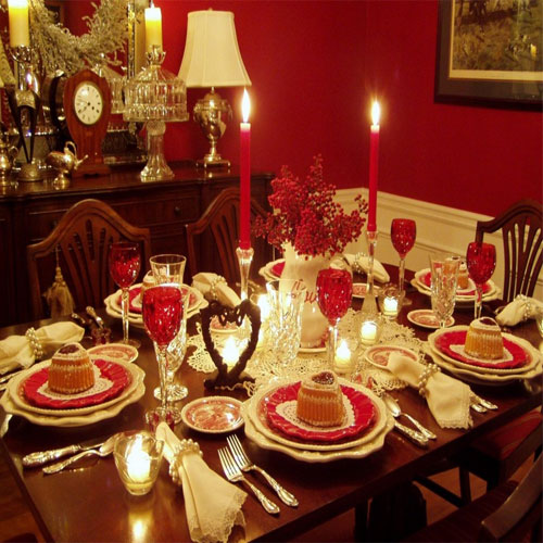 How to Celebrate a Romantic Candlelight Dinner Slide 4 ...