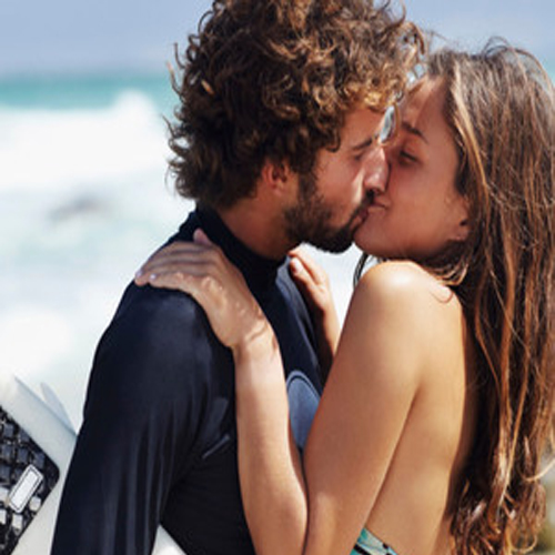 How To Kiss Him : Types Of Kisses Guys Like - Where To