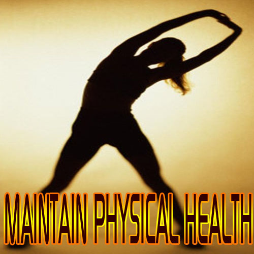 How To maintain physical health