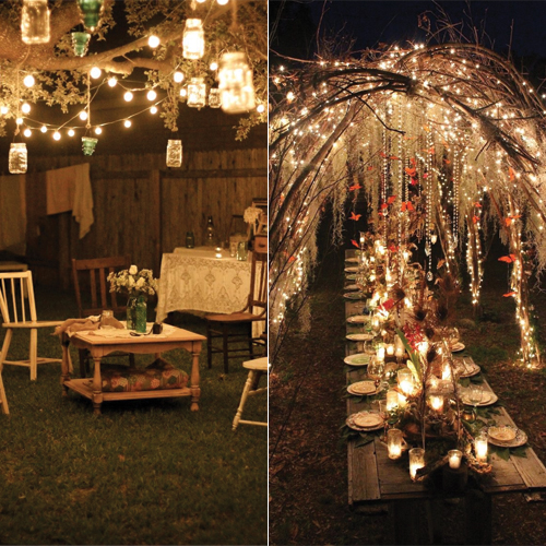 How To Throw An Evening Garden Party In Style Slide 2