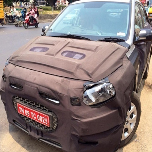 Hyundai ix25 Spotted Testing In India , hyundai,  hyundai ix25,  hyundai india,  launch of hyundai ix25,  price of hyundai ix25,  features of hyundai ix25,  colors,  cars in india,  automobile news,  ifairer