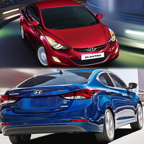 Hyundai launches new Elantra sedan , hyundai launches new elantra sedan,  hyundai motor launched a new version of sedan elantr,  automobiles,  technology,  ifairer