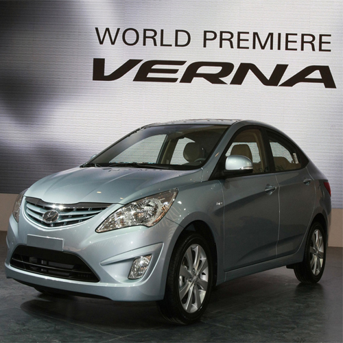 Hyundai Verna Facelift Coming Soon, hyundai verna,  2014 hyundai verna,  hyundai verna sedan,  car news,  upcoming cars in india,  price of hyundai verna facelift 2014,  features of hyundai verna facelift 2014,  specifications,  hyundai verna facelift 2014,  automobile news,  automobile industry,  hyundai
