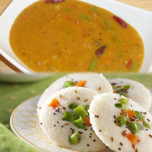Idli Sambhar: Taste of South India, idli sambhar taste of south india,  recipe of idli sambnhar,  how to make idli sambhar,  recipes,  desserts,  drinks,  main course,  tea time recipes