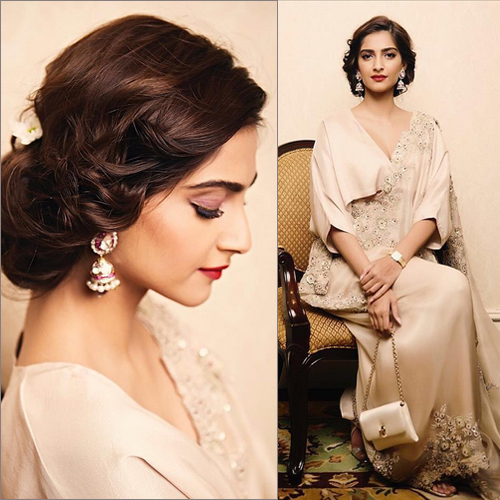 In pics:Sonam Kapoor steals the show at ICW 2016, in pics: sonam kapoor steals the show at icw 2016,  sonam mixes modern sari-blouse drape with retro look for anamika khannas show,  icw 2016,  sonam kapoor at icw 2016,  sonam kapoor turns heads at the india couture week 2016,  bollywood actress sonam kapoor,  fashion trends 2016,  ifairer