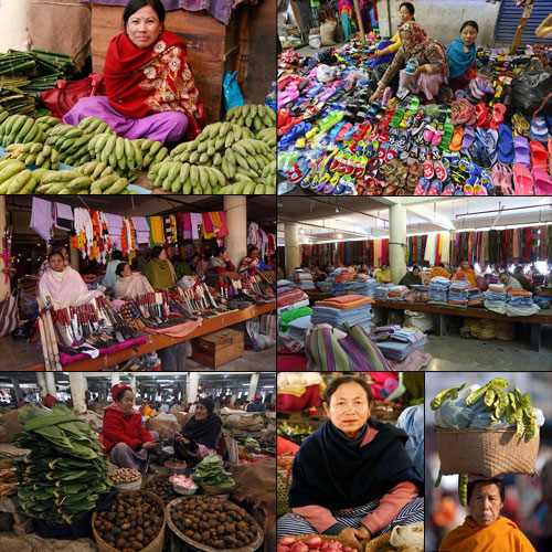 India's 500 Year old largest all women market of Asia, indias 500 year old largest all women market of asia,  inside indias vibrant 500-year-old market where there are over 4000 traders and all of them are women,  largest all women market of asia,  women empowerment,  general articles,  ifairer