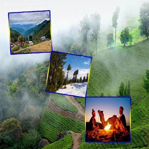 India's 7 amazing winter holiday destinations, indias 7 amazing winter holiday destinations,  winter holiday destinations in india,  winter vacation destinations in india,  destinations,  travel,  ifairer