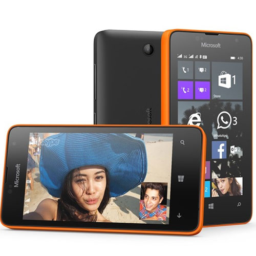 India's cheapest windows phone launched, india cheapest windows phone launched,  microsoft today launched lumia 430,  priced at rs 5, 299,  cheapest windows phone handset,  gadgets,  technology,  ifairer