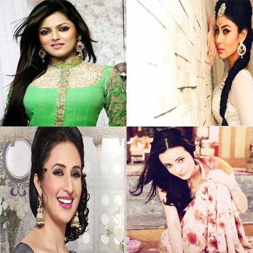 2016 Indian television actress horoscope , indian television actress,  mouni roy,  drashti dhami,  sanaya irani,  divyanka tripathi,  hindi tv serial news,  indian tv serial news