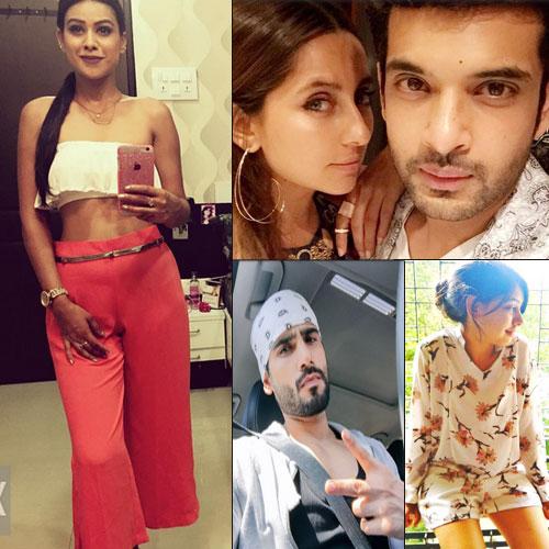 Instagram pics and top tweets of TV celebs, instagram pics & top tweets of tv celebs,  anita hasnandani,  namish taneja,  surbhi jyoti,  nia sharma karan tacker,  niti taylor,  vjanusha,  kishwer,  deepika singh,  instagram pics of tv stars,  top tweets of tv celebs,  tv gossips,  indian tv celebs news,  ifairer