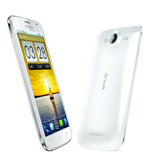 Intex launches Aqua V5 smartphone @ 2835/-, intex launches aqua v5 smartphone @ 2835,  intex aqua v5,  intex has unveiled yet another entry-level smartphone,  technology,  gadgets,  ifairer