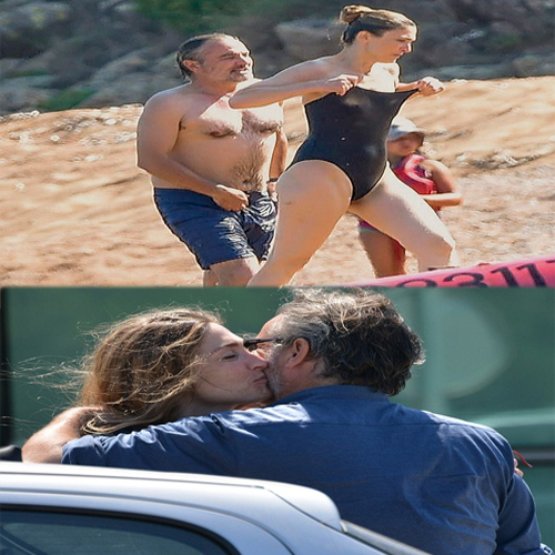 Is France President Love Affair Over?, love,  romance,  love and affair,  affair,  love affair,  president,  frances bachelor president,  valerie trierweiler,  francois hollande,  julie gayet,  francois hollandes affair with the actress julie gayet,  holiday of love,  mediterranean island,  ifairer